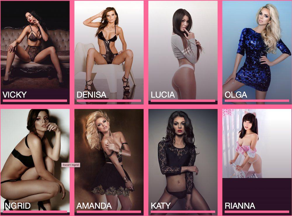 exclusive prostitutes