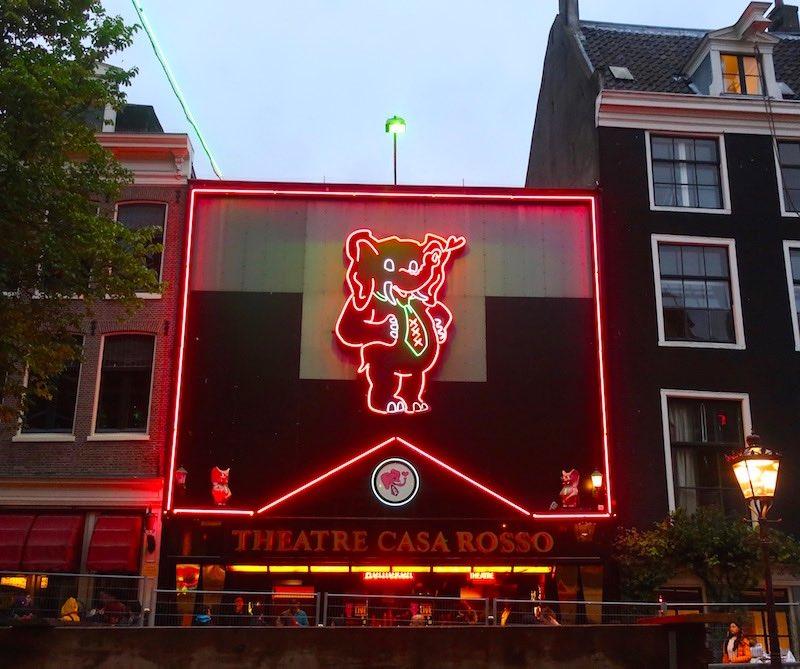 Casa Rosso Amsterdam