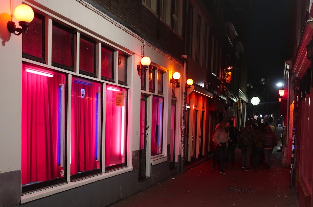 amsterdam window
