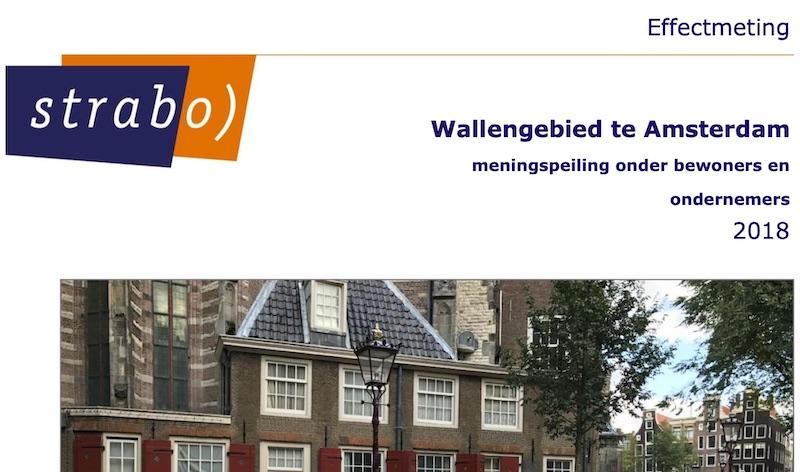Strabo onderzoek Amsterdam Wallen