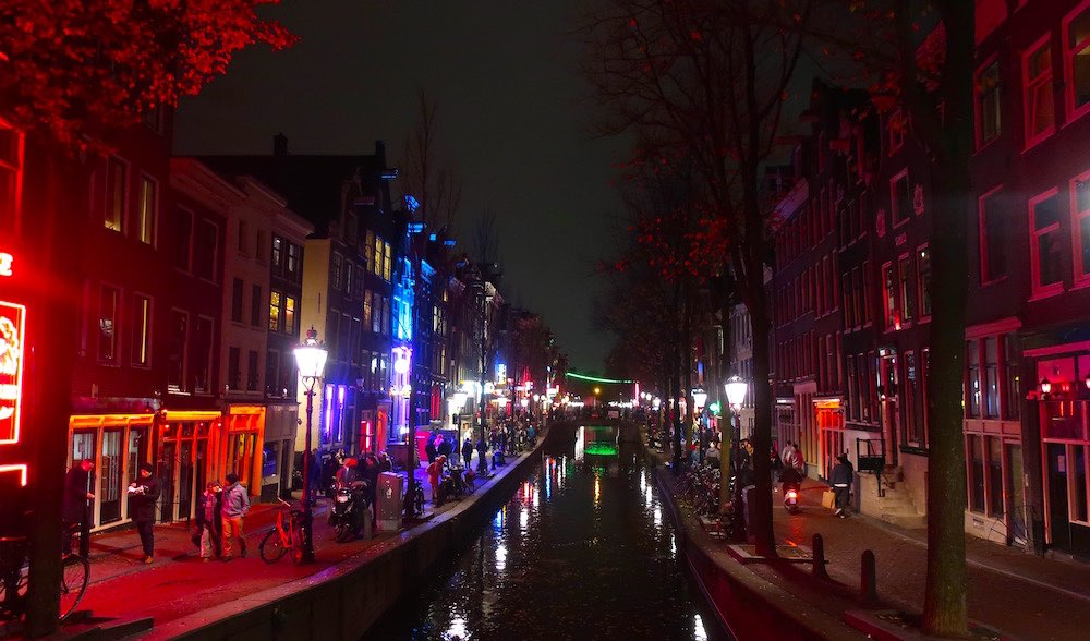 amsterdam red light district must see