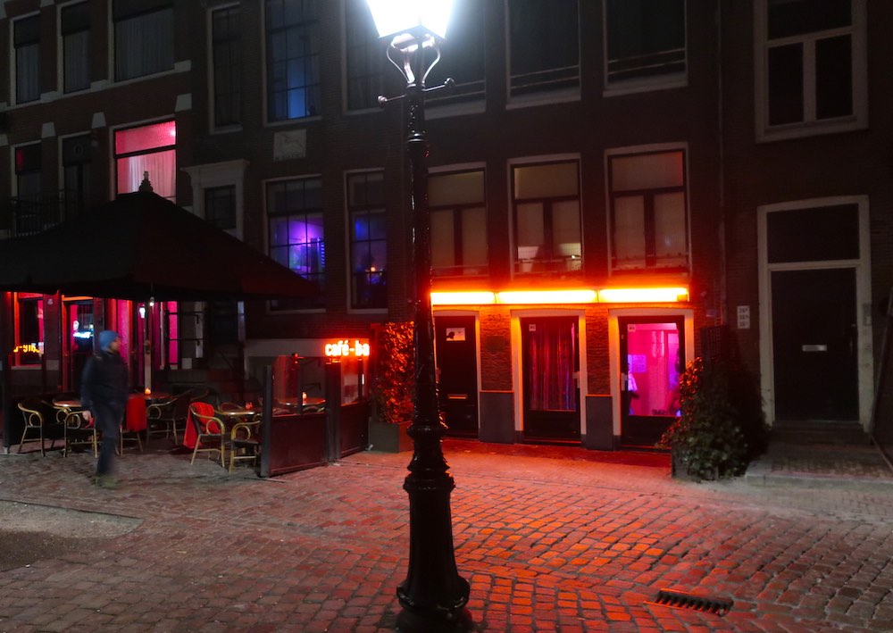 amsterdam red light district interview