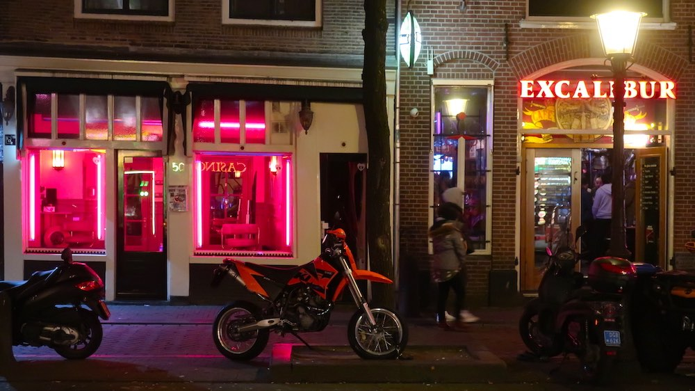 amsterdam red light district latest news
