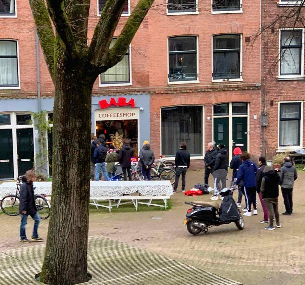Coffee shops in the Netherlands In Corona Crisis