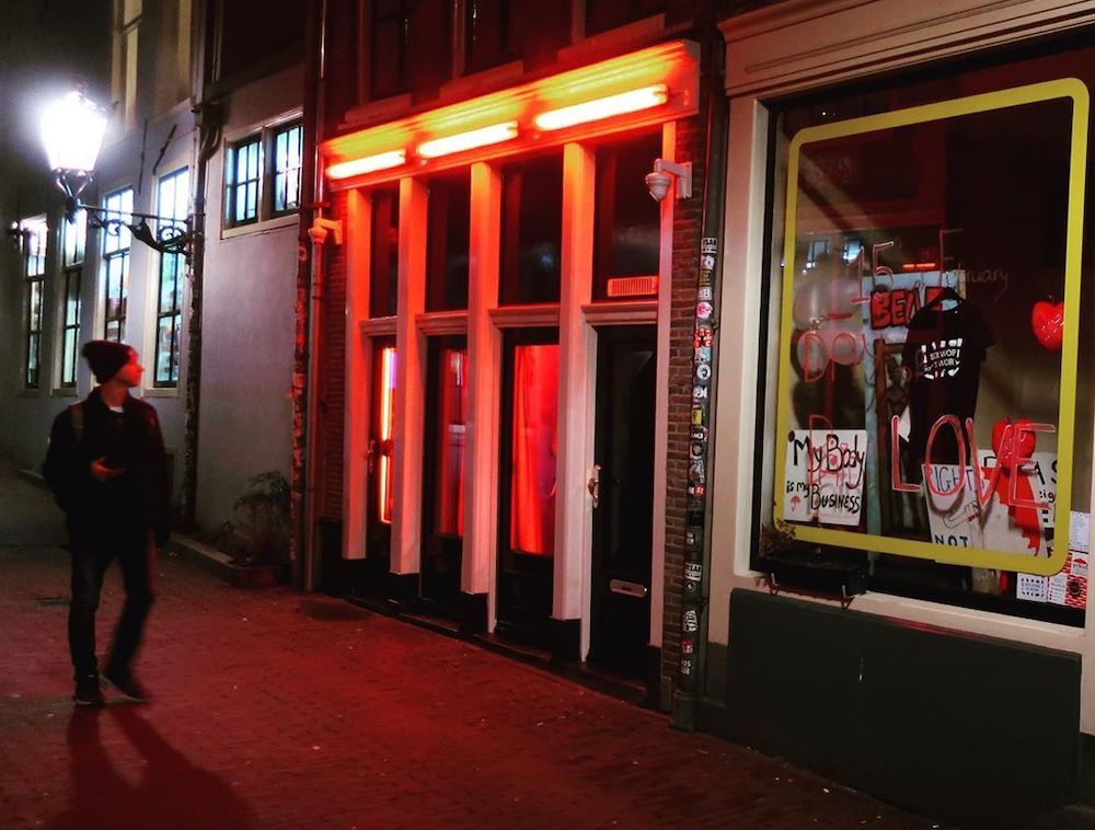 Prostitution in Amsterdam facts