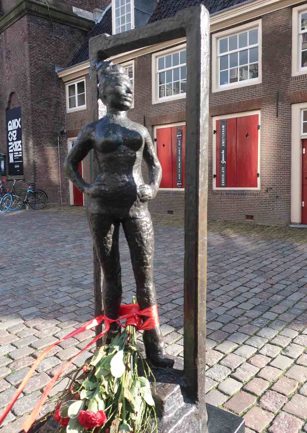 belle monument amsterdam sex worker