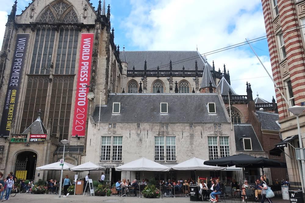 Cafe Nieuwe Kerk