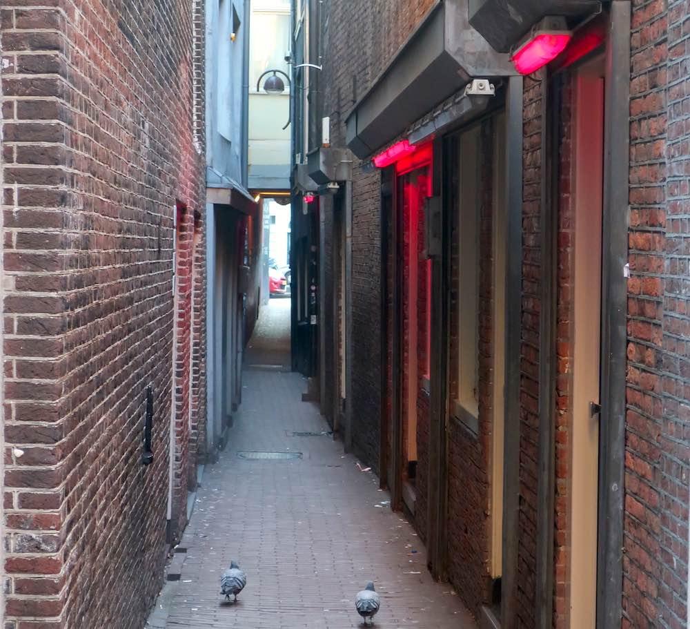 Amsterdam Narrow Alley