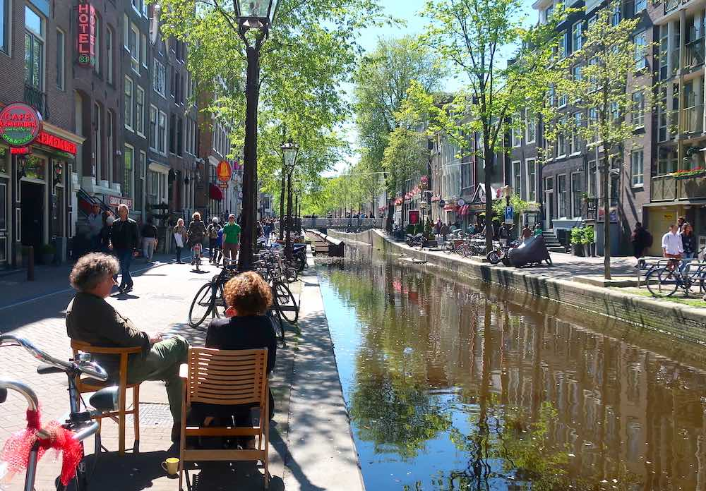 de wallen district amsterdam
