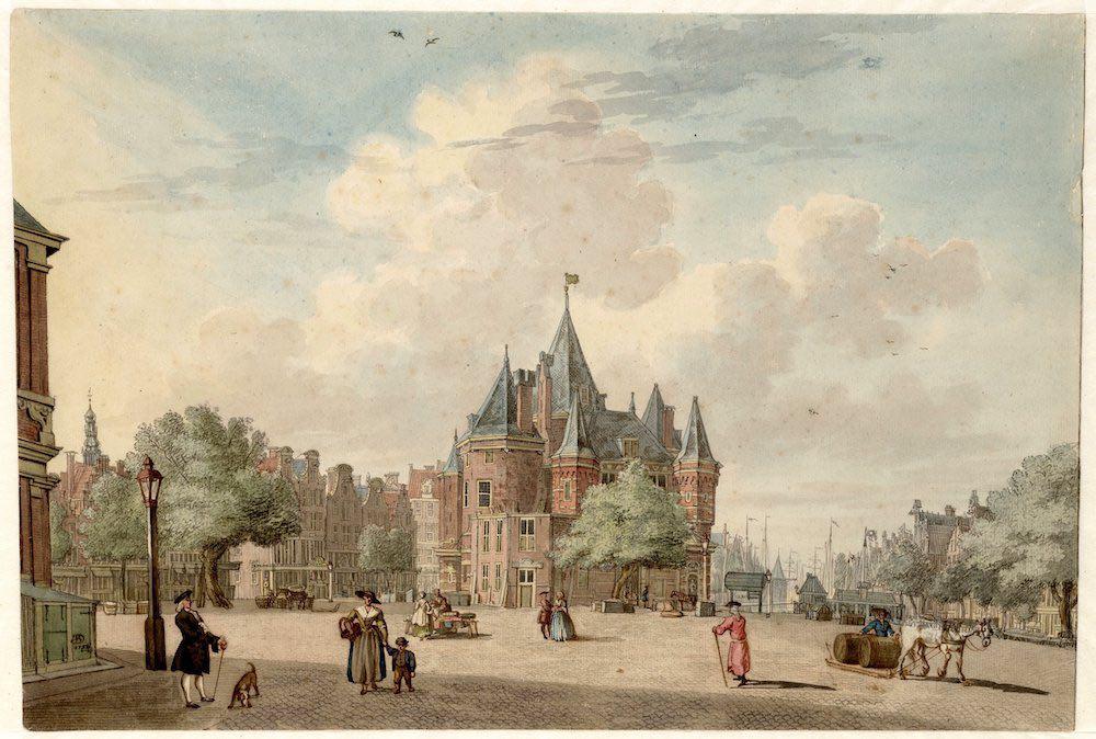 De Waag 1756