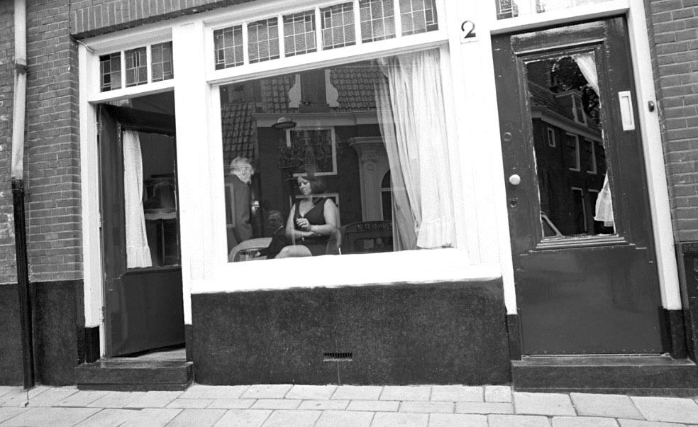 Amsterdam prostitute 1960s
