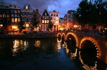 Ponti e Canali di Amsterdam