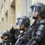 Riots on G7