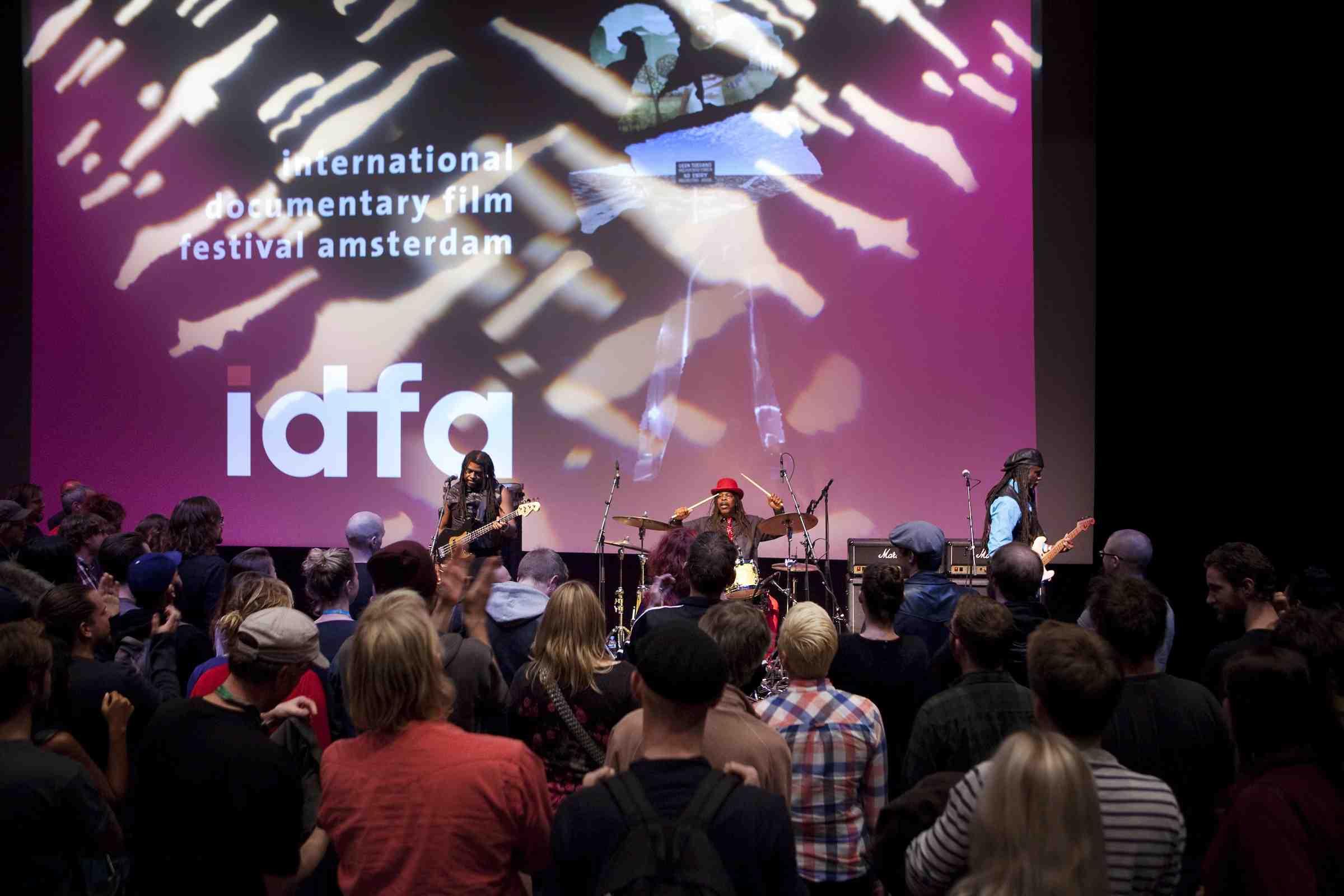 IDFA 2012 Concert