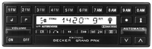 Factory Equipped AM Stereo Car Radios