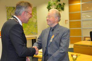 Vice-voorzitter Jan Tilgenkamp