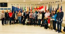 Bezoek aan de EU 2018
