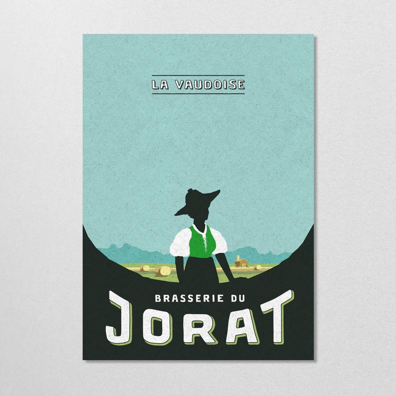 Brasserie du Jorat – La Vaudoise 2018