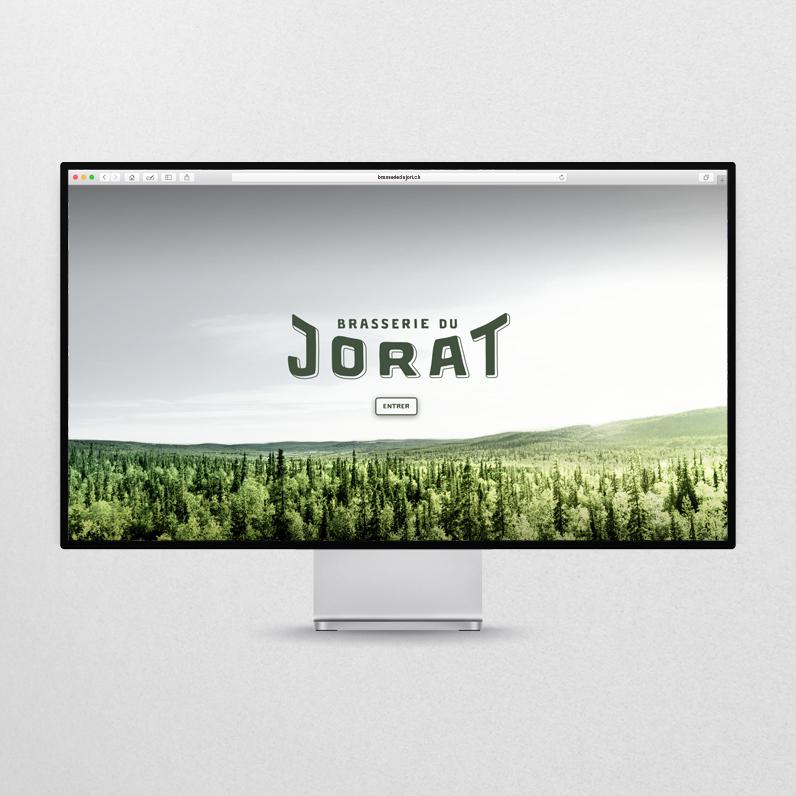 Brasserie du Jorat – Website 2020