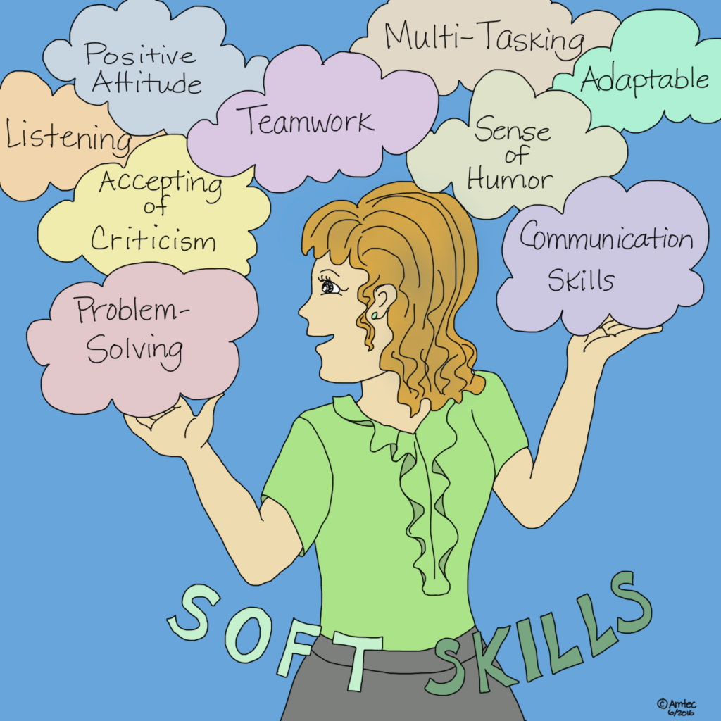 Build Your Soft Skills To Be A Valued Employee