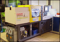 Fanuc Roboshot Injection Machine