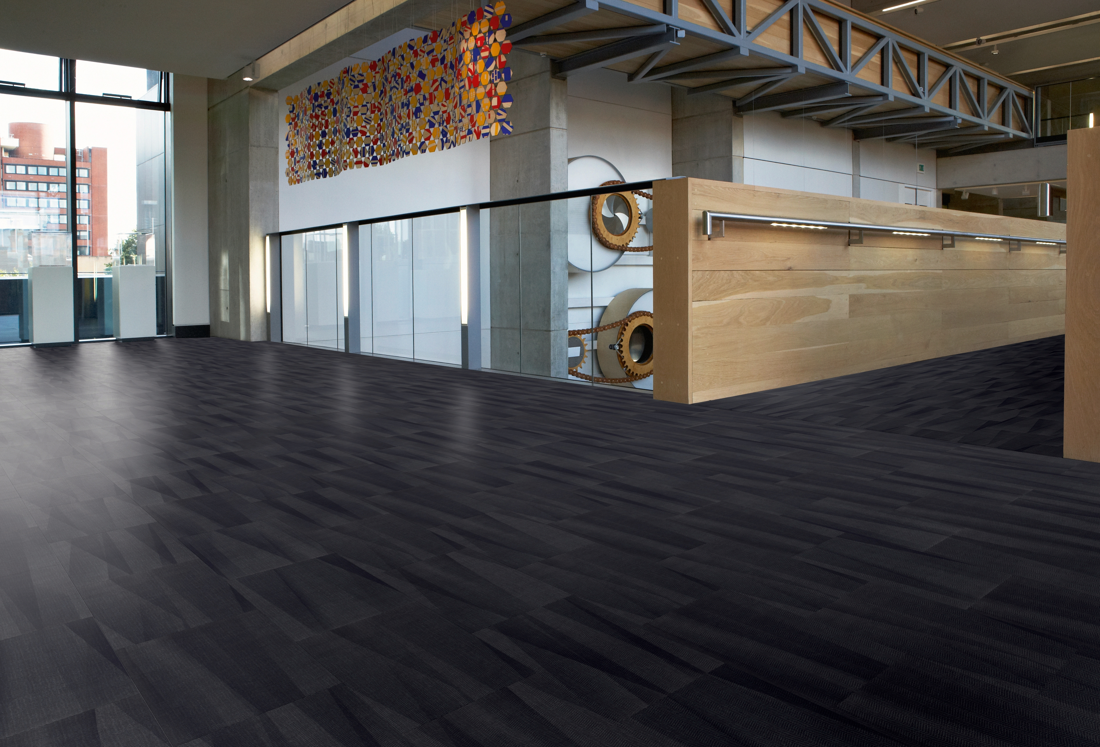 Amtico Spacia Abstracts Collection Commercial Flooring