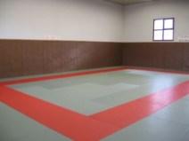 le tatamis de la salle 2