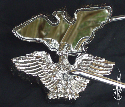 Eagle Mirrors by Merlin