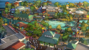 Disney Unveils Vision for Disney Springs – Town Center and The