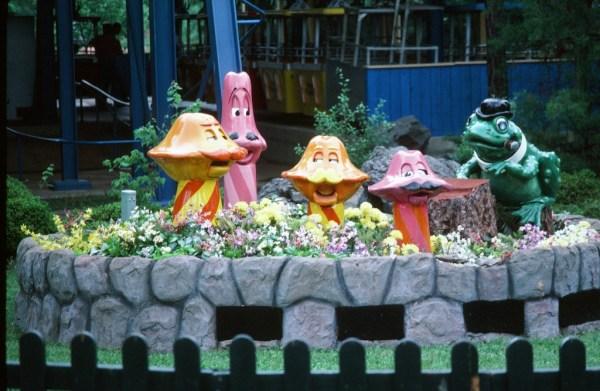 Original Singing Mushrooms