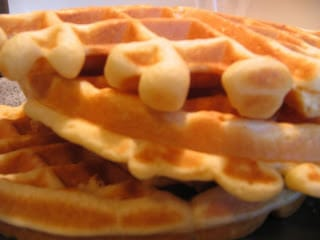 Weekend Favorites: Quick Waffles