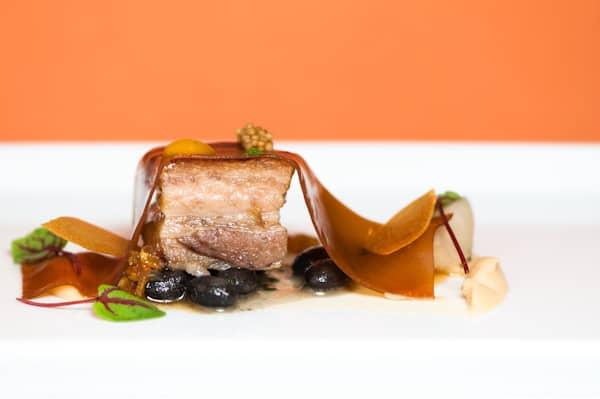 Musings: Pork Belly & Cockles