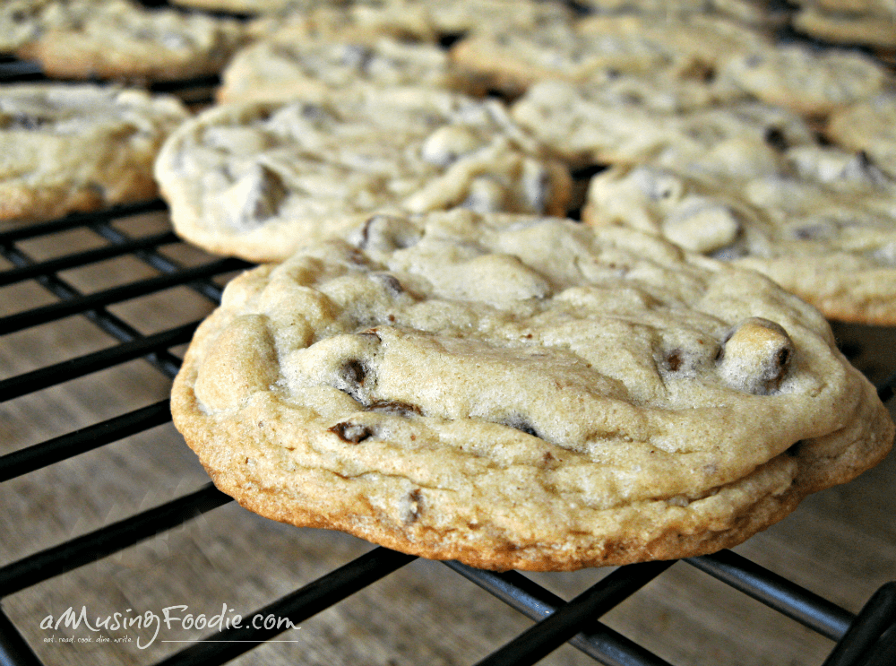 Soft & Chewy Classic Chocolate Chip Cookies