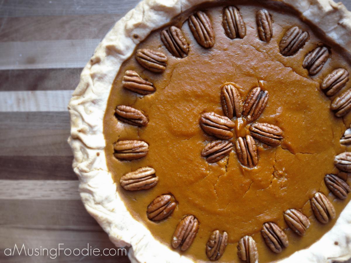 Diabetic friendly pumpkin pie amusing foodie diabetic friendly pumpkin pie forumfinder Images