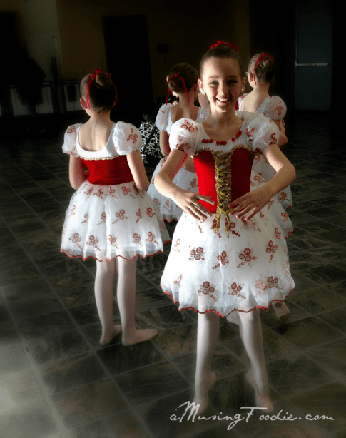 Ballet Competition