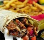 Shawarma. Google  A Taste of the Middle East shawarma