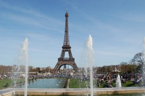 Eifel Tower  Studying In France - Part 3:  France Can Be Your Choice Eifel Tower DSC 0580