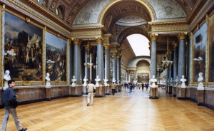 Louvre interior  The Most Fascinating Places In Paris 09