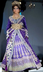 Moroccan Caftan Wedding Dress  The Moroccan Traditional Dress Moroccan Caftans DressesMoroccan Wedding Traditions 5