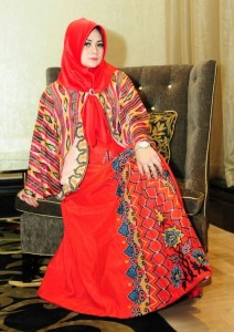 Picture 1  Muslim Women Formal Wear Spring 2015 - Interview With Indonesian Muslim Fashion Designer Pic 01