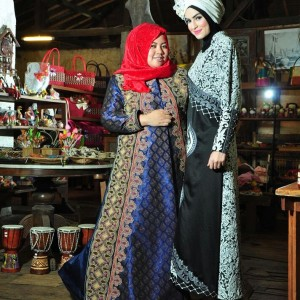 Pic  Muslim Women Formal Wear Spring 2015 - Interview With Indonesian Muslim Fashion Designer Pic 04