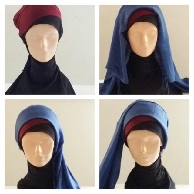 Step 1-4  Elegant Hijab Style with Pashmina SI 20150208 181936