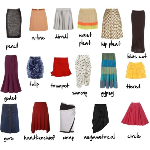 Type of Skirt The Art of Wearing Hijab The Art of Wearing Hijab Part 3: Casual Styles type of skirt