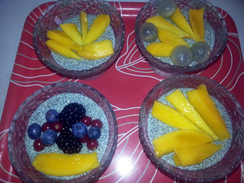 Chia Puddings chia seeds Chia Seeds - The New Super Food? chiaseed