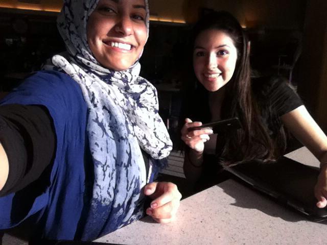 Khawla hijabi I am a Hijabi! khawla