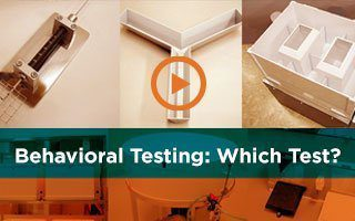 How to Choose the Right Behavioral Test for Your Research