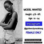 Golden City Model Management.