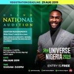 Mr Universe Nigeria