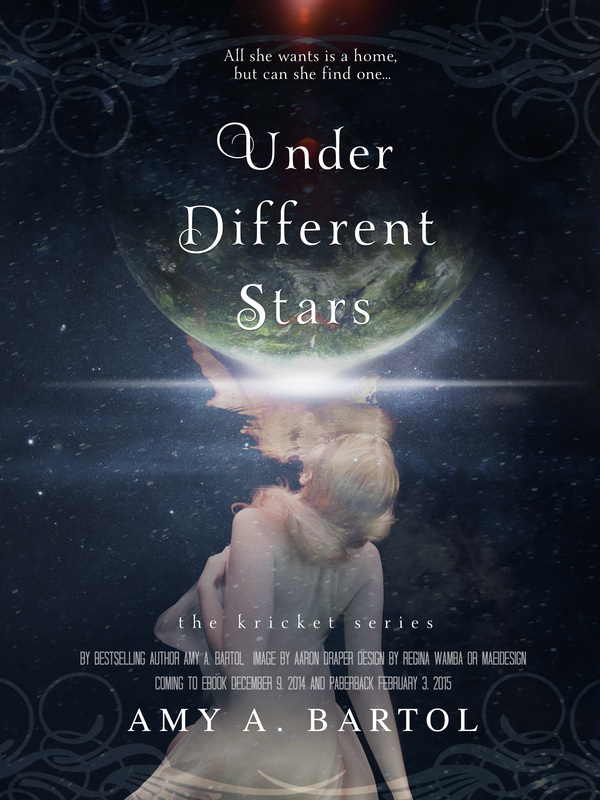 under different stars the kricket series book 1 english edition