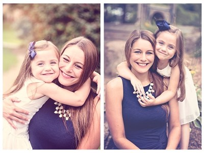 Mommy & Me {Sunshine & Laughter}